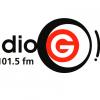 Logo Radio G noir