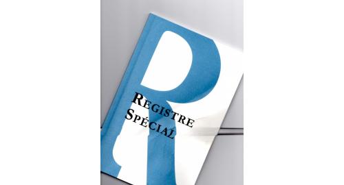 REGISTRE SPECIAL 594x768
