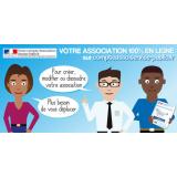 Gérer son association en ligne sur compteasso.service-public.fr